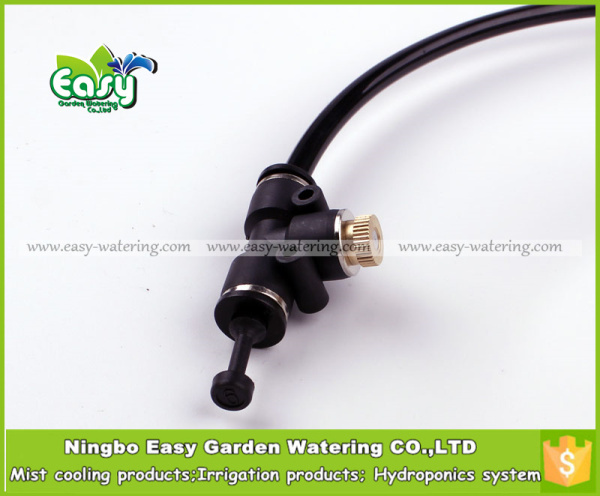 10pcs Nozzles Outdoor Cooling System Fog Misting System
