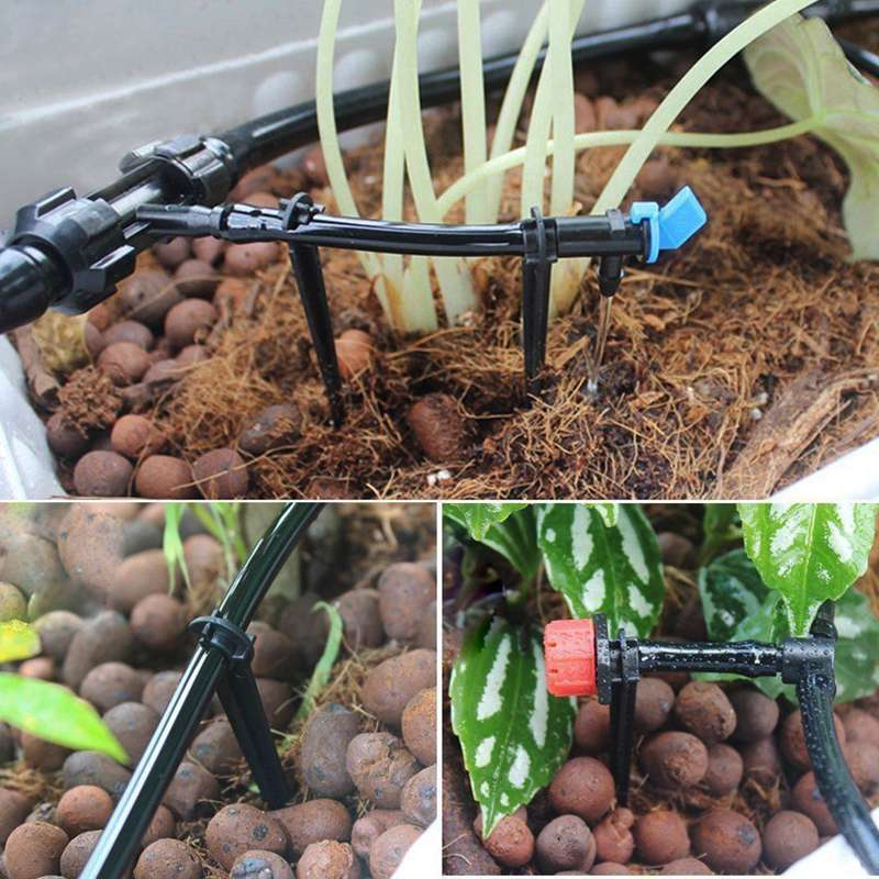 New 5m15m25m diy drip irrigation system automatic plant self 738 590 solutioingenieria Image collections