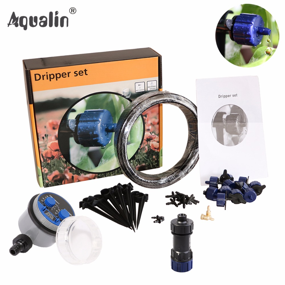 New Arrivial 10m Automatic Micro Drip Irrigation System