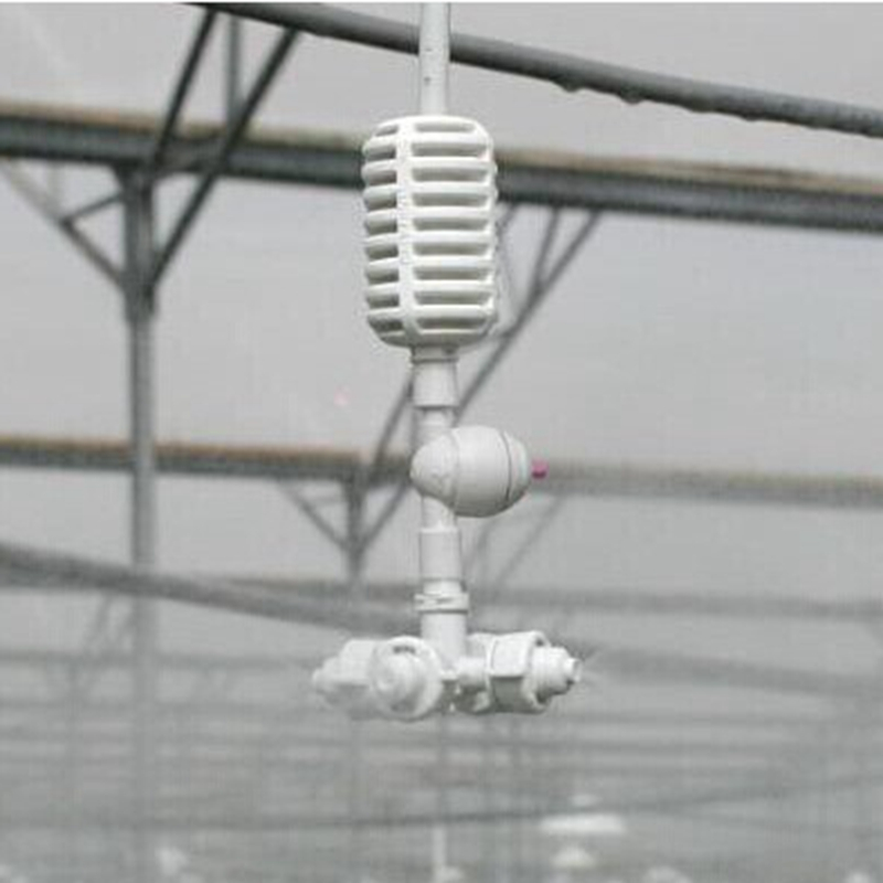 Greenhouse Misting System Kits : H quality greenhouse hanging mist sprayer kits cross