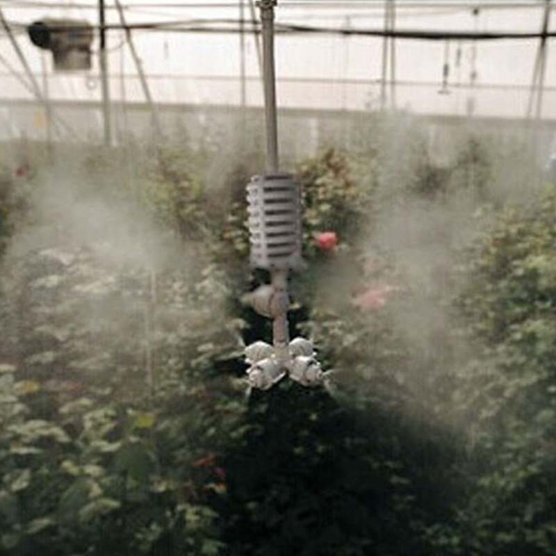 H Quality Greenhouse Hanging Mist Sprayer Kits Cross